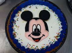 Mickey Mouse Email me for cakes!  Belongstomord@gmail.com Frisco tx