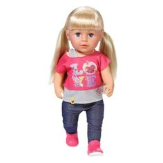 Zapf-Creation-Baby-Born-Interactive-Sister-Doll-9-Features-Role-Play-Toy