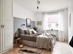 Inspiración Deco: Estilo nórdico en un piso neutro   Decorar tu casa es facilisimo.com