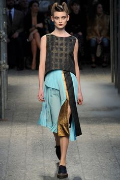 Antonio Marras | Fall 2014 Ready-to-Wear Collection | Style.com