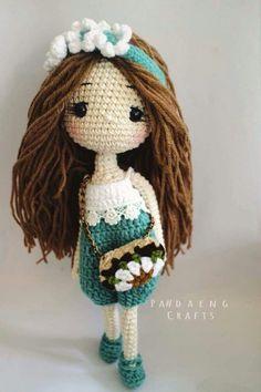 Amigurumidoll ☆ lovely doll More
