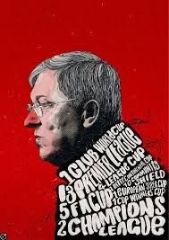 Sir Alex Ferguson 38 Trophies Print - peterstrainshop legend-one of the best managers till date Manchester United Fans, Manchester United Wallpaper, Magazine Sport, Sports Magazine Covers, Man United, Sir Alex Ferguson, Football Art, Football Design, Chelsea Football