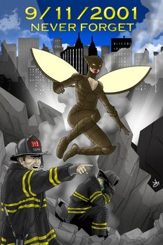 Rochelle 9/11 Tribute by Joe DeSantos.