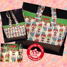 BasicBag von #Farbenmix - Tasche #LovelyPauNiBlog #LovelyPauNi