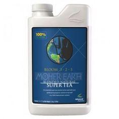Mother Earth Organic Tea Bloom 4l
