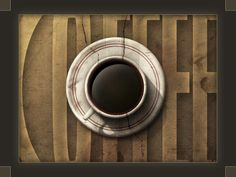 cup of coffee 3d wallpaper