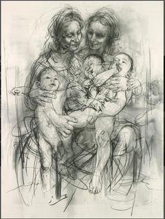 Jenny Saville, Unknown on ArtStack #jenny-saville #art