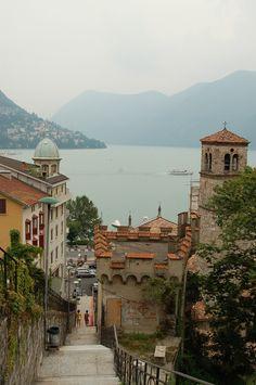 Montagnola - Lugano, Switzerland... my How I miss you & TASIS <3