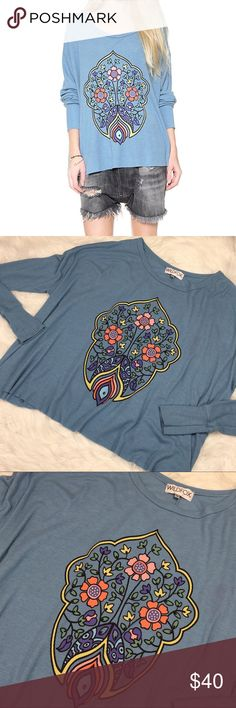 I just added this listing on Poshmark: Wildfox Moroccan Motif Floral Thermal Top. #shopmycloset #poshmark #fashion #shopping #style #forsale #Wildfox #Tops