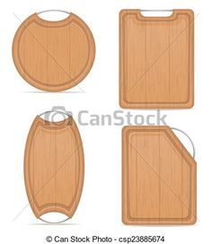 Vector - wooden cutting board with metal handle vector illustration - stock illustration, royalty free illustrations, stock clip art icon, stock clipart icons, logo, line art, EPS picture, pictures, graphic, graphics, drawing, drawings, vector image, artwork, EPS vector art