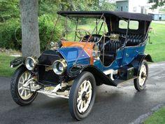 1911 Cadillac Model 30 - (Cadillac Motors, Detroit, Michigan 1902)
