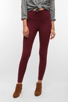 Urban Outfitters:  BDG High Rise Legging $28.00 •2 for $30