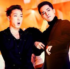 Bobby and Mino