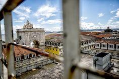 A Baixa de Lisboa vai ter um novo bar-terraço