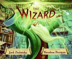 Image result for the wizard jack prelutsky