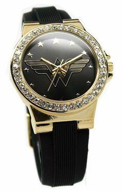 Wonder Woman Strap Watch (WOW 9011), http://www.amazon.com/dp/B00FQR2YCY/ref=cm_sw_r_pi_awdm_munktb15PD381