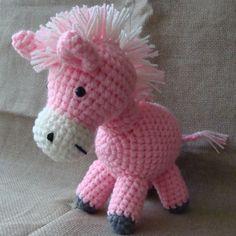 Caballito rosa