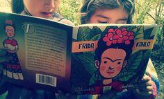 Coleção se dedica a contar histórias de mulheres lutadoras. Frida Kahlo e Violeta Parra já apareceram.