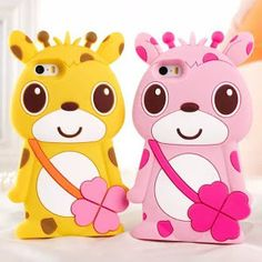 Cute animal design  Iphone case and cover