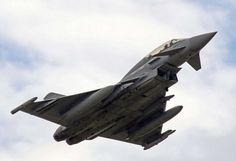 RAF EUROFIGHTER TYPHOON CONNINGSBY