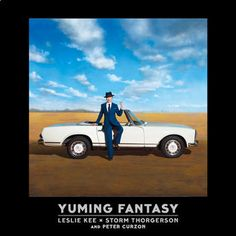 YUMING FANTASY(COVER:A)/LESLIE KEE
