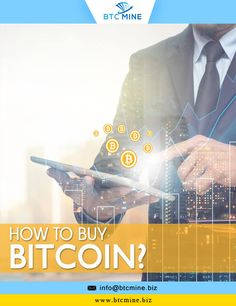 You can buy #bitcoin from either exchanges, or directly from other people via marketplaces. You can pay for them in a variety of ways, ranging from hard cash to wire transfers. #BTCMINE offers the simplest solution for you. Click here to get started www.btcmine.biz #BuyBitcoin