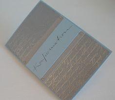 stampin with beemybear: Glückwunschkarte Konfirmation