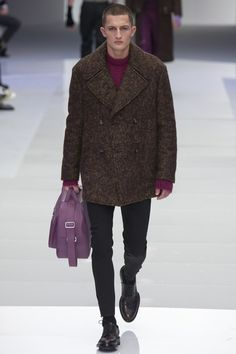 Versace - Autumn/Winter 2016-17 Menswear Milan Fashion Week