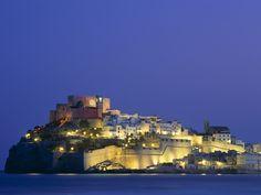 Castillo de Peñiscola, Spain