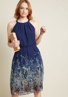Bliss Is More Floral Dress
