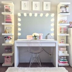 125 Amazing Teen Girl Bedroom Decor Ideas - Page 2 of 2 - Kyleigh's New Room -