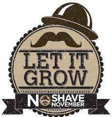 "Bring on ""The Creeper"" No-Shave November"