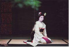Katsuno as a maiko photos   Flickr : partage de photos !