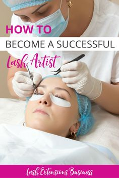 Learn how to create a successful brand, get those customers into the door and keep them coming back. Click here to learn how to jumpstart your career and business as an eyelash extensions artist http://lashtribe.com.au/online-training/signature-course/ | Eyelash Extensions Business Tips | Lash Tribe Australia