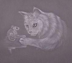 ... parchment parchment cards and more parchment craft mice crafts cats
