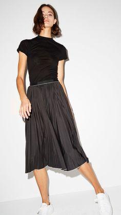 dc5fb00651e Misha Nonoo Saturday Skirt as seen on Meghan Markle on 20 September 2018