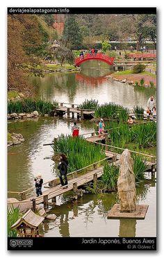 Jardín Japonés, Buenos Aires.