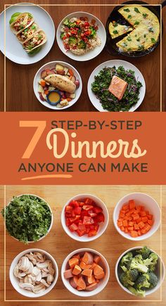 These Beginner Dinners Will Teach You How To Cook