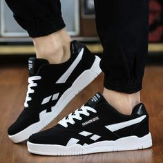 Hot sale New fashion Brand Men Shoes Casual Lace Up Canvas Shoes Men 2016 Flats Shoes For Male Trainers Black size38-47♦️ SMS - F A S H I O N  http://www.sms.hr/products/hot-sale-new-fashion-brand-men-shoes-casual-lace-up-canvas-shoes-men-2016-flats-shoes-for-male-trainers-black-size38-47/ US $23.98