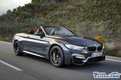 BMW M4 Cabrio: placer máximo. Poco importan sus 431 CV, su propulsión o su exquisita caja de cambios de siete velocidades. Con la herencia M y una estética como la que exhibe, sobran argumentos.