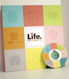the Life Notebook - this thing stores everything in one place! I just bought one! You should too.