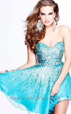 Sherri Hill 8413 Dress - NewYorkDress.com
