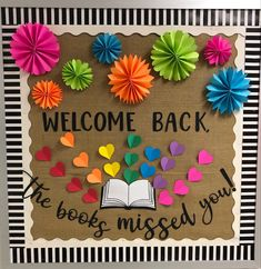 are so creative! August Bulletin Boards, Thanksgiving Bulletin Boards, Valentines Day Bulletin Board, Bulletin Board Design, Halloween Bulletin Boards, Birthday Bulletin Boards, Reading Bulletin Boards, Back To School Bulletin Boards, Classroom Bulletin Boards