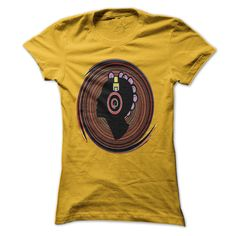 Music Girl T Shirt