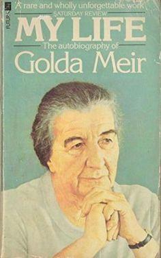 Golda Meir: My Life