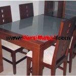 Set+Kursi+Meja+Makan+Minimalis+kotak+4+kursi