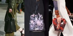 Trendstop: Key Bag Trends from the Catwalks AW 2016/17 - Tendances (#672283)