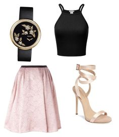 """Sin título #14"" by karlaroman-i on Polyvore featuring Antonio Marras, Giuseppe Zanotti y Chanel"