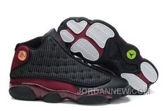 http://www.jordannew.com/mens-nike-air-jordan-13-shoes-black-dark-red-new-style-dtbhg.html MEN'S NIKE AIR JORDAN 13 SHOES BLACK/DARK RED NEW STYLE DTBHG Only 89.31€ , Free Shipping!