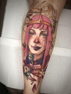 Tatuagem colorida: Joga mais cor que está pouco! - Blog Tattoo2me Blackwork, Ink, Portrait, Tattoos, Blog, Medusa Tattoo, Cobra Tattoo, Stylish Tattoo, Get A Tattoo